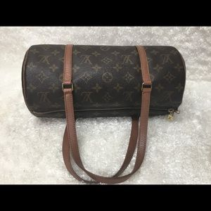 Louis Vuitton Papillon 30 Tote 🍁